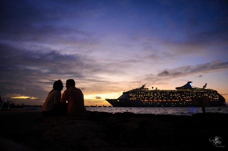 Cozumel attractions: Cruise ships