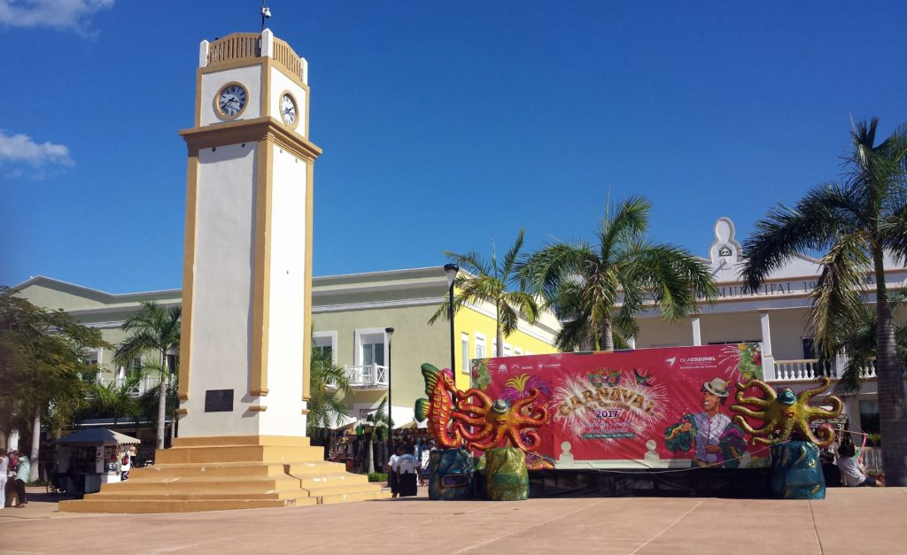 Things to do on Cozumel Excursions: Downtown