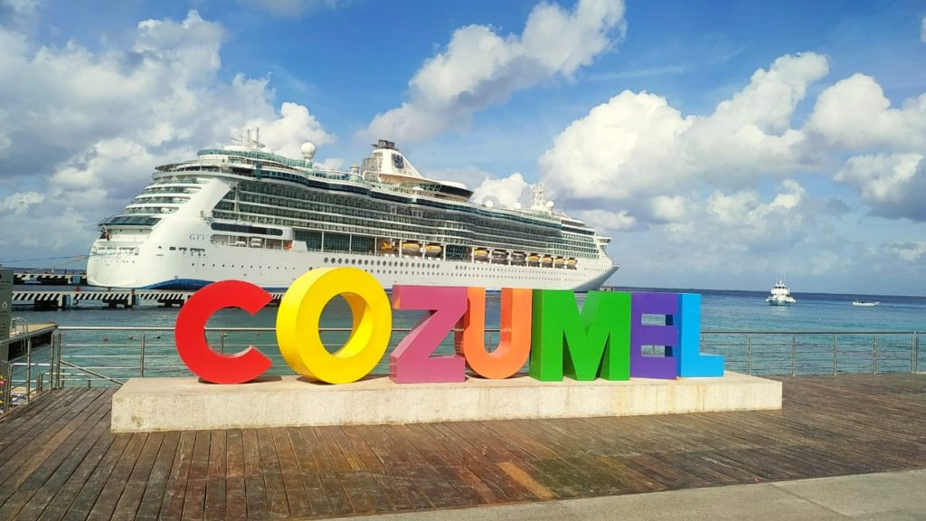 Port Cozumel Royal Caribbean