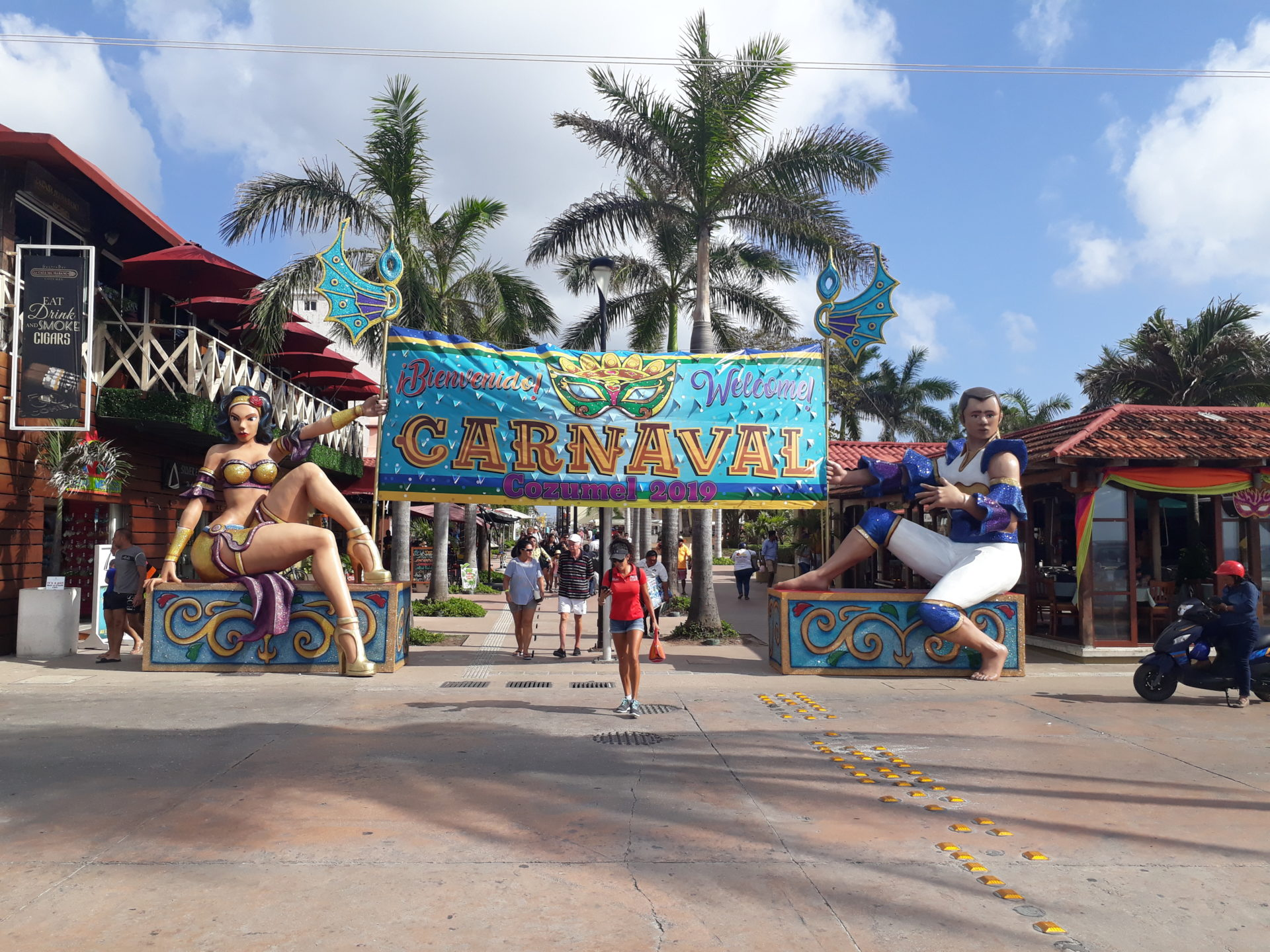 Cozumel festivities – The most important fiestas