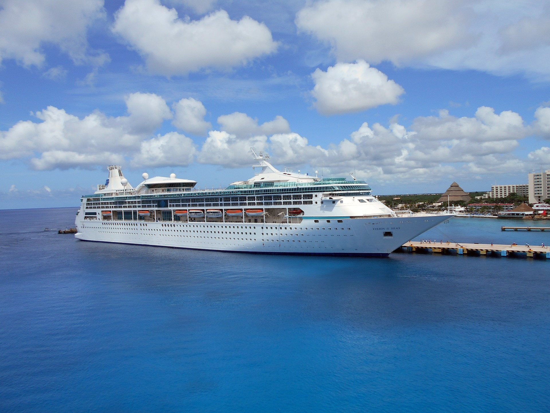 Cruise ships on Cozumel: Shore excursions