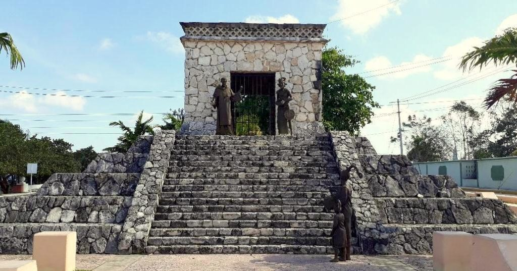 History of Cozumel: Spaniards