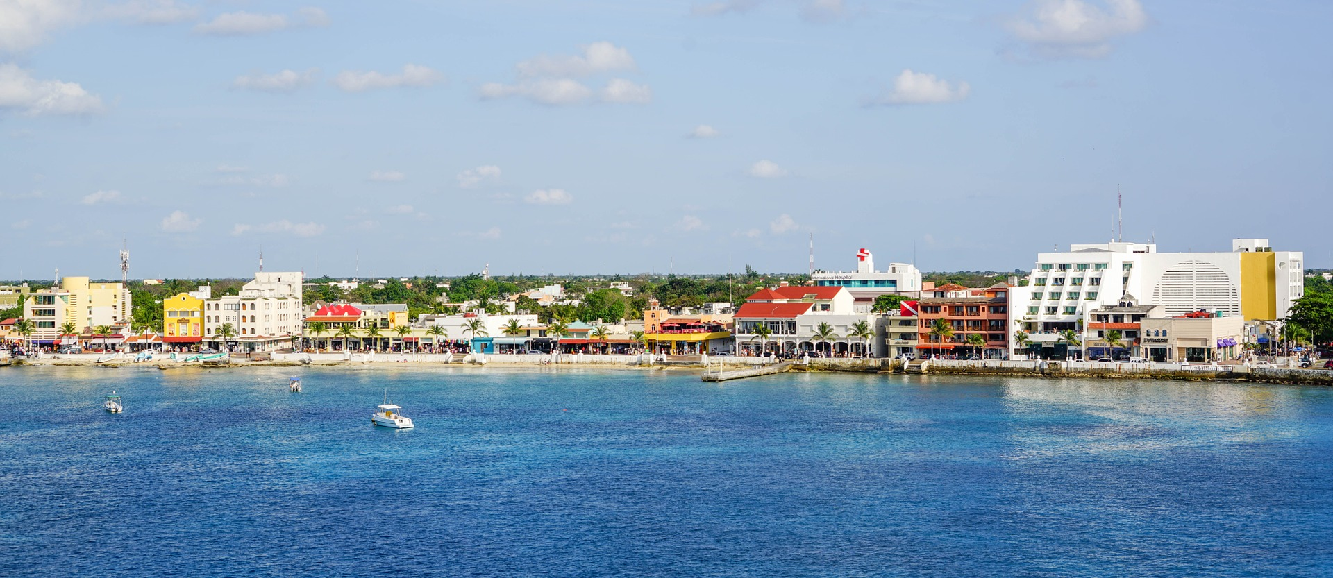 Where to stay on Cozumel - accommodations