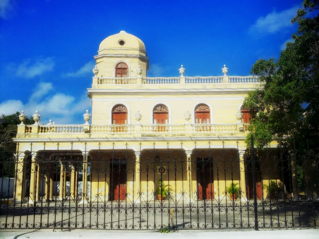 Colonial City Merida in Yucatan